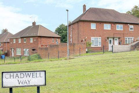3 bedroom semi-detached house - Chadwell Way Bentillee ST2 0LG