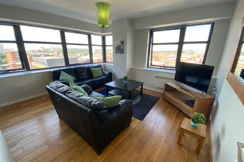 2 bedroom house share to rent - Brindley House, 101 Newhall Street, Birmingham, West Midlands, B3