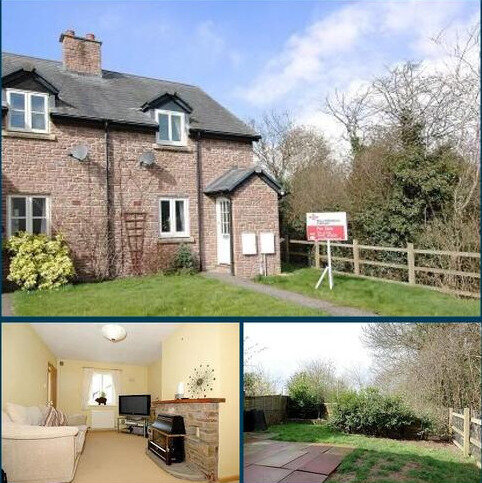 2 bedroom semi-detached house for sale - Hay on Wye, Hereford, HR3