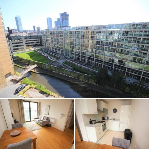 1 bedroom apartment for sale - St Georges Island, Kelso Place Castlefield M15