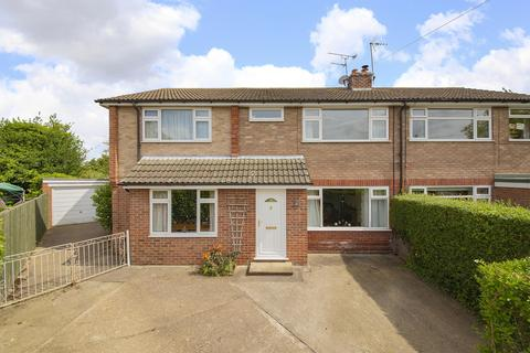 4 bedroom semi-detached house for sale - Gale Garth, Alne, York, YO61 1TQ
