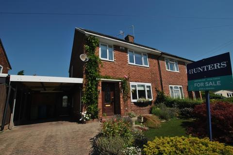 3 bedroom semi-detached house for sale - Burbage Road, Staveley, Chesterfield, S43 3NN