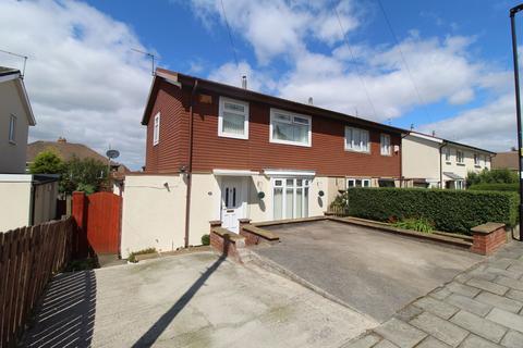 3 bedroom semi-detached house for sale - Cheeseburn Gardens, Fenham, Newcastle upon Tyne, Tyne and Wear, NE5 2HY