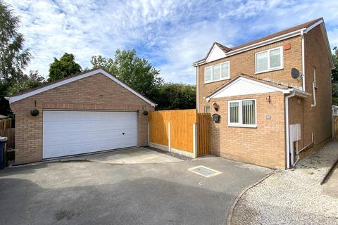 3 bedroom detached house for sale - Meadow View, Holmewood, Chesterfield, S42 5UL