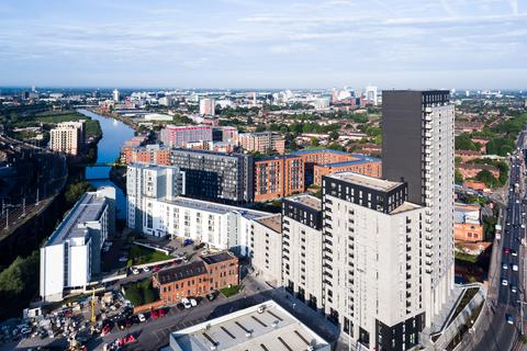 2 bedroom apartment for sale - New Homes One Regent Apartment, , 1 Regent Rd,  M3