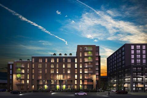 2 bedroom flat for sale - New Homes Liverpool Street M5