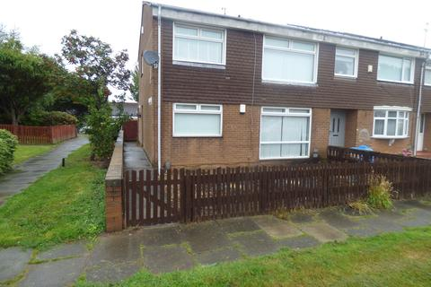 1 bedroom ground floor flat for sale - St. Davids Way, Fellgate, Jarrow, Tyne and Wear, NE32 4PA