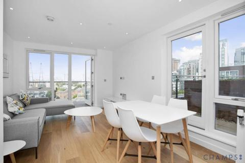 1 bedroom flat to rent - Waterford Court, Turnberry Quay, London, E14