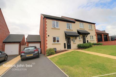 4 bedroom semi-detached house for sale - Loachbrook Farm Way, Congleton