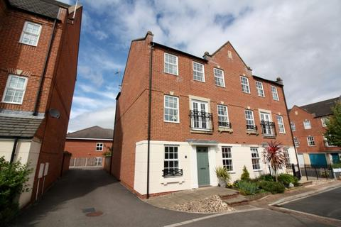 4 bedroom semi-detached house for sale - Regent Mews, Acomb, York, YO26 5TD
