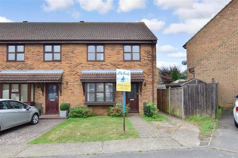 3 bedroom end of terrace house for sale - Heritage Drive, Gillingham, Kent