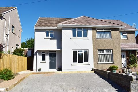 3 bedroom semi-detached house for sale - Hill View, Bryntirion, Bridgend . CF31 4EB