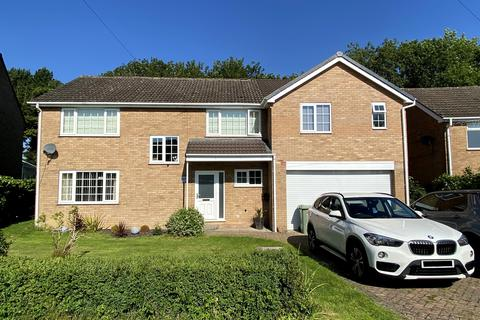 5 bedroom detached house for sale - Chartwell Avenue, Wingerworth, Chesterfield, S42 6SP