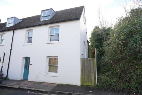 3 bedroom end of terrace house for sale - De Montfort Road, Lewes
