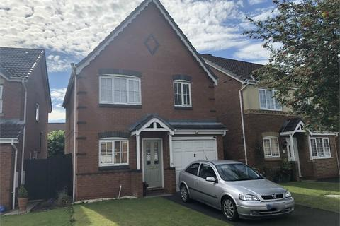 3 bedroom detached house for sale - Marlow Drive, Branston, Burton-on-Trent, Staffordshire