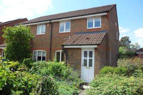 3 bedroom semi-detached house to rent - Turbary Gardens, Tadley, Hampshire, RG26