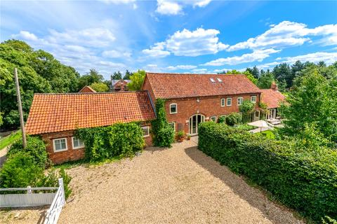 4 bedroom barn conversion for sale - Moor Farm, East Road, Sleaford, Lincolnshire, NG34
