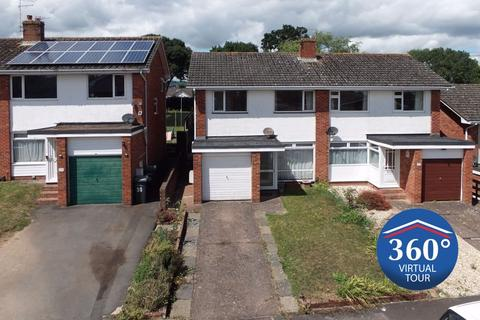 3 bedroom semi-detached house for sale - Fantastic scope for updating in Alphington