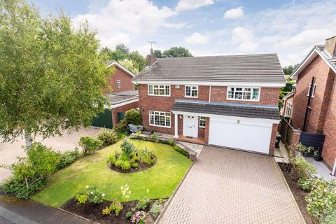 6 bedroom detached house for sale - Sheppenhall Grove, Aston