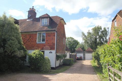 3 bedroom semi-detached house for sale - Cranemill Cottages, Wilsley Pound, Sissinghurst, Kent, TN17 2HR
