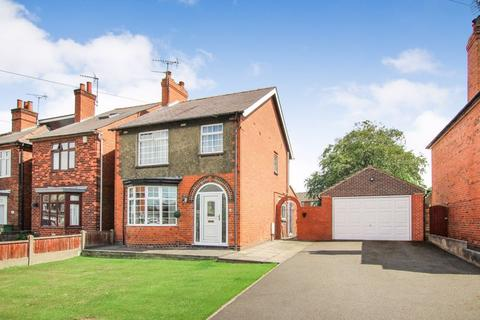 3 bedroom detached house for sale - Abbott Road, Alfreton