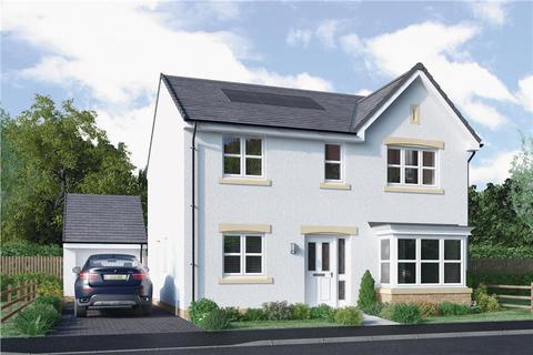 Miller Homes - Bothwellbank - Plot 122, Corgarff at The Fairways, 2 Westbarr Drive, Coatbridge ML5
