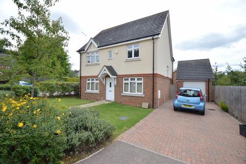 4 bedroom detached house for sale - Oakley Gardens, Luton