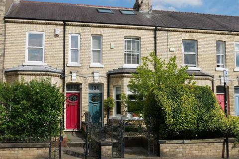 4 bedroom townhouse for sale - Bishopthorpe Road, York