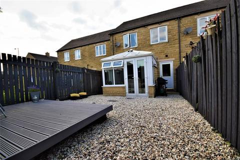 3 bedroom townhouse for sale - Sharket Head Close, Queensbury, Bradford