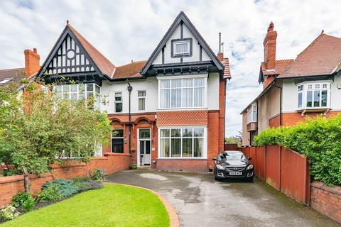 6 bedroom semi-detached house for sale - St Annes Road East, Lytham St Annes, FY8