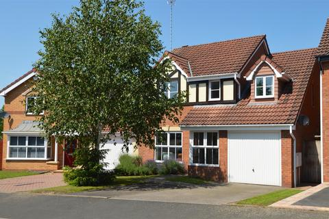 4 bedroom detached house for sale - Elizabethan Way, Rugeley