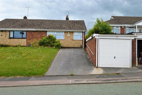 2 bedroom semi-detached bungalow for sale - Greenfields Drive, Rugeley