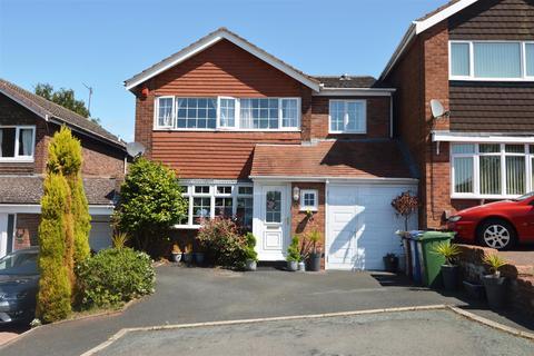 4 bedroom link detached house for sale - Hillway Close, Rugeley