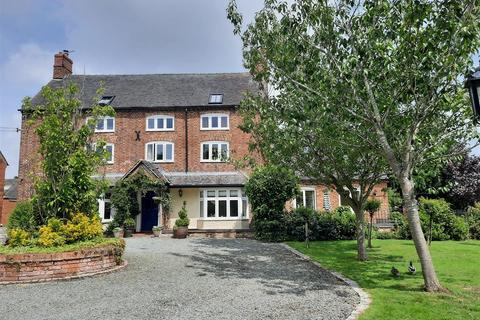 5 bedroom detached house for sale - Hamley Heath House, Hamley Heath
