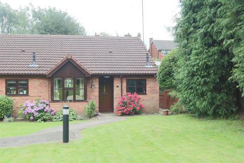 2 bedroom semi-detached bungalow for sale - The Laurels, Rugeley