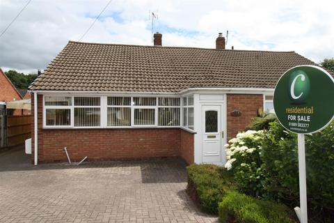 2 bedroom semi-detached bungalow for sale - Priory Road, Brereton