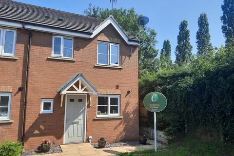 3 bedroom end of terrace house for sale - Levett Grange, Rugeley