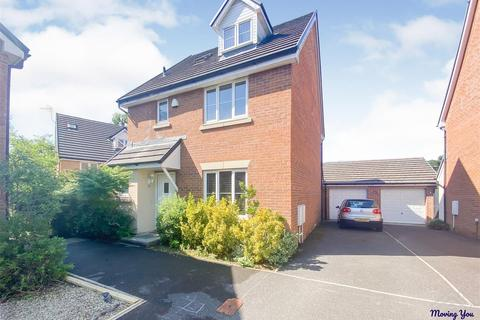 5 bedroom detached house for sale - The Dairy, Cross Inn, Pontyclun