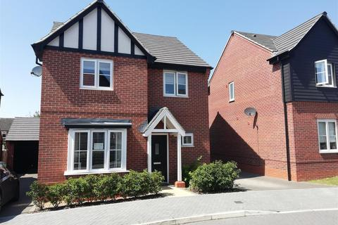 4 bedroom detached house for sale - Nightingale Way, Etwall, Derby