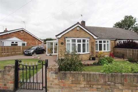 2 bedroom semi-detached bungalow for sale - Church Close, Flamborough