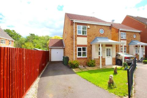 3 bedroom detached house for sale - Marriott Close, Leicester Forest East