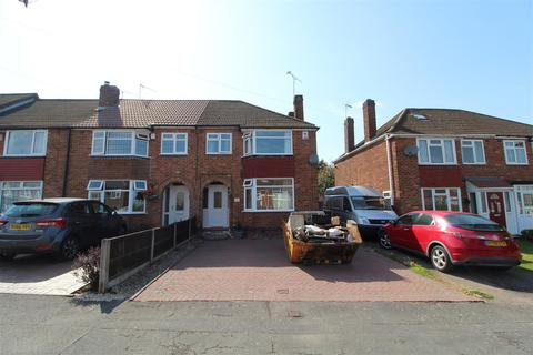 3 bedroom end of terrace house for sale - Brookford Avenue, Keresley, Coventry