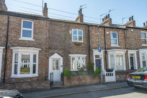 2 bedroom terraced house for sale - Park Crescent, York