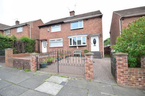 2 bedroom semi-detached house to rent - Hawkesley Road, Nookside, Sunderland