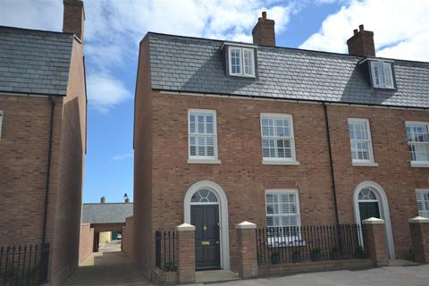 4 bedroom terraced house for sale - Crown Street West, Poundbury, Dorchester