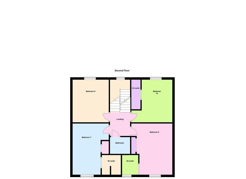 Floorplan 4 of 5: Y GLENYDD, ST DAVIDS   Floor 3.jpg