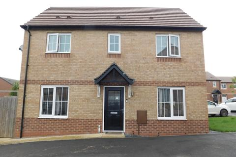 3 bedroom terraced house for sale - Oakway Drive, Woodville, DE11