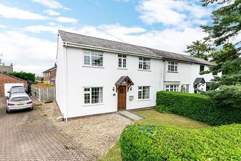 4 bedroom end of terrace house for sale - Hatton Lane, Hatton, Warrington