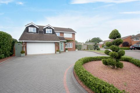5 bedroom detached house for sale - Whitefield Close, Westwood Heath, Coventry