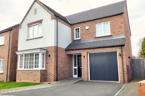 4 bedroom detached house for sale - Monterey Court, Leicester